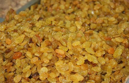Rozijnen Geel Small
